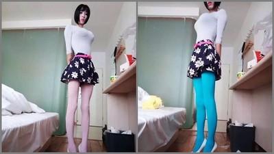 淘寶妹PO「緊奶蜜腿照」讚好穿,眼尖網友發現「妳剛穿著這件做?」