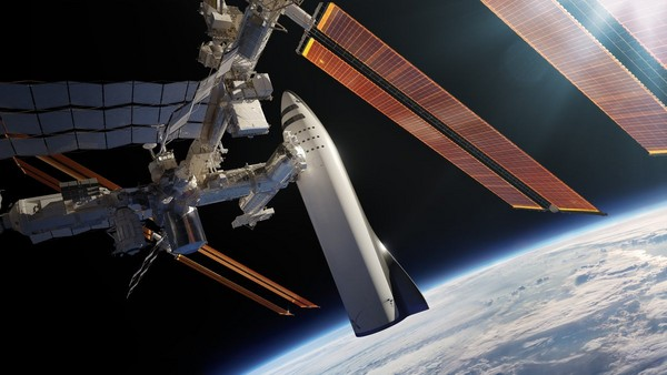 ▲▼地球人搭火箭「往返火星」只要半小時。(圖/翻攝自twitter@Elon Musk)
