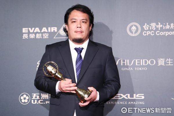 第52屆金鐘奬-燈光獎-劉宸瑋/濁流。(圖/攝影中心攝)