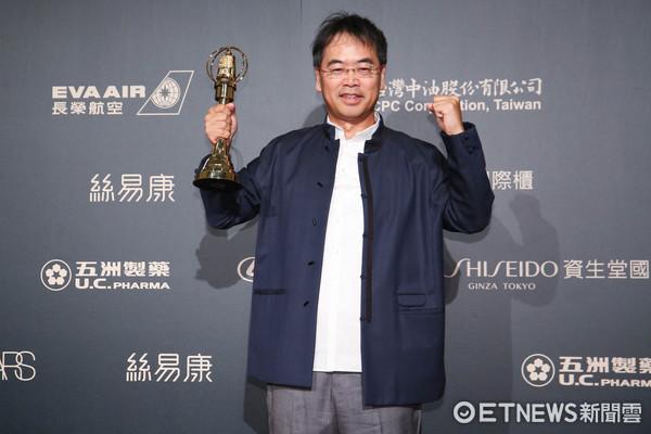 第52屆金鐘奬-自然科學紀實節目主持人獎-麥覺明/MIT台灣誌。(圖/攝影中心攝)