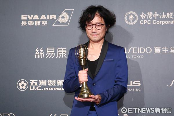 第52屆金鐘奬-非戲劇類節目導演獎-吳米森/紀錄觀點。(圖/攝影中心攝)