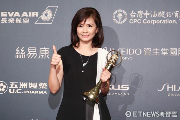 第52屆金鐘奬-非戲劇類節目導播獎-黃慧娟/音樂萬萬歲3。(圖/攝影中心攝)