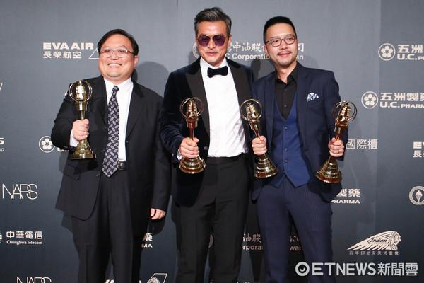 第52屆金鐘奬-迷你劇集/電視電影 導演獎-許立達/公視人生劇展--告別。(圖/攝影中心攝)