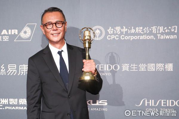 第52屆金鐘奬-戲劇節目男主角獎-劉德凱/這些年 那些事。(圖/攝影中心攝)