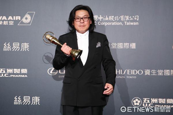 第52屆金鐘奬-戲劇節目導演獎-許肇任/酸甜之味。(圖/攝影中心攝)