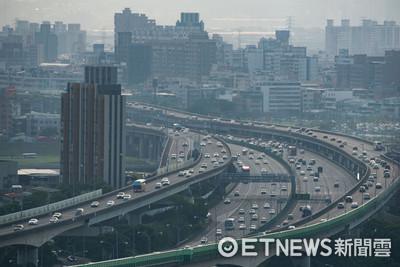 國慶4天假38省道9熱點恐爆車潮