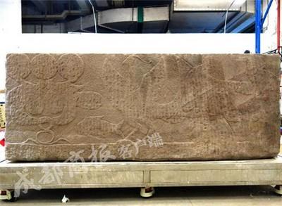 2000年石棺泛鹽 19個月後現東漢風情