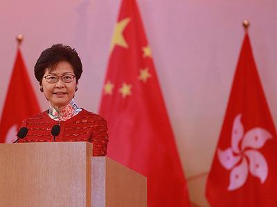香港侮辱國歌定義模糊 林鄭月娥:常識