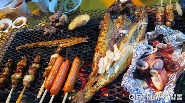 到北海道鄉下住一晚!享用農家烤肉、田園風日式早餐(圖/記者林育綾攝影)