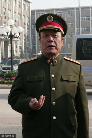 ▲前中央軍委副主席郭伯雄。(圖/CFP)