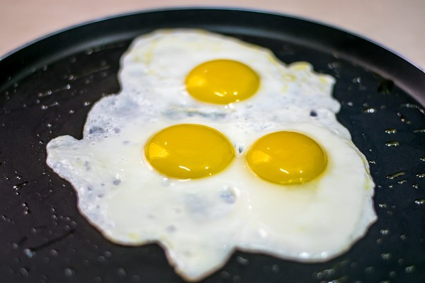 ▲雞蛋,荷包蛋。(圖/翻攝自Pixabay)