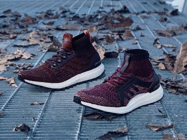 ▲adidas全新UltraBOOST All Terrain系列跑鞋(圖/品牌提供)