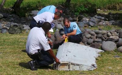 馬航MH370乘客傳墜海前就缺氧而死