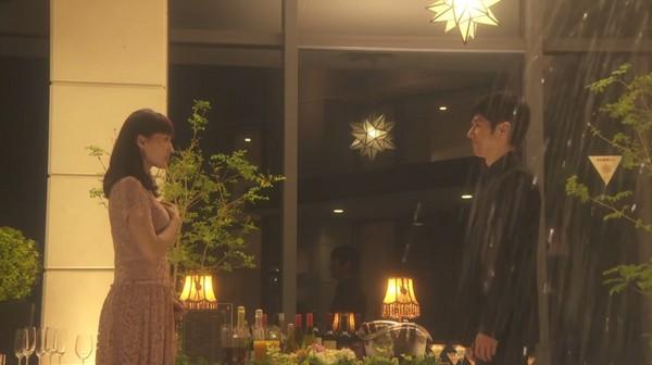 ▲綾瀨遙對西島秀俊一見鍾情。(圖/翻攝自《NTV》直播)