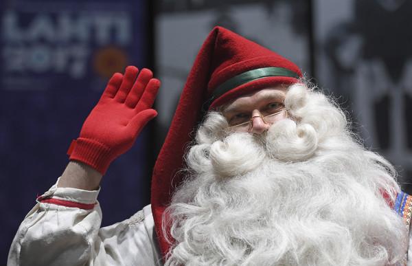 ▲▼聖誕老人。(圖/達志影像/美聯社)