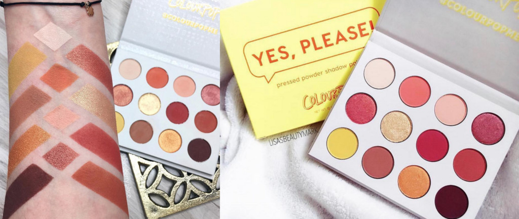 ▲COLOURPOP彩妝。(圖/翻攝自colourpopcosmetics IG)