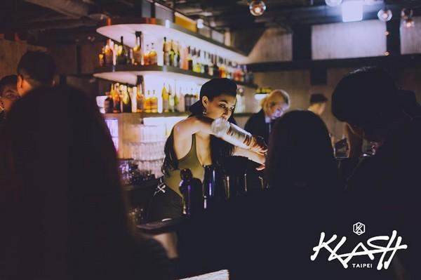 ▲夜店Klash Taipei。 (图/翻摄自Klash Taipei粉丝专页)