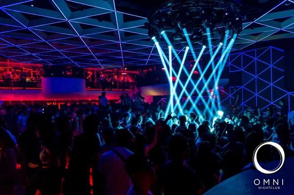 ▲夜店OMNI Nightclub。 (图/翻摄自OMNI Nightclub粉丝专页)