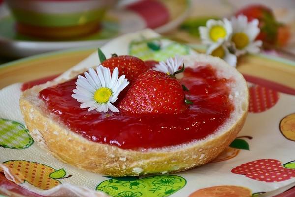 ▲果醬,吐司,醬料,早餐。(圖/翻攝自Pixabay)