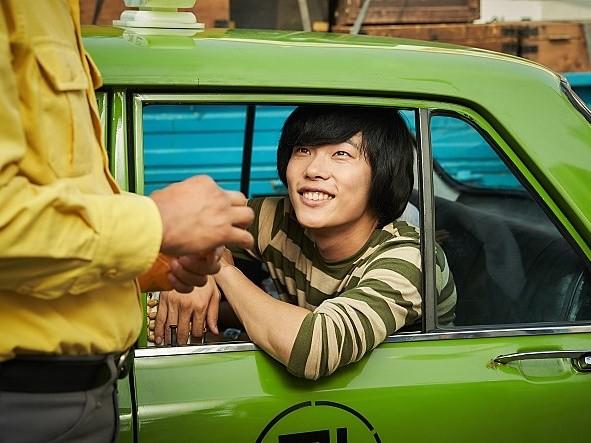 ▲《我只是個計程車司機》柳俊烈。(圖/翻攝自Naver Movie)