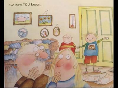 兒童性教育繪本,媽看了傻眼:第6頁之後全在畫性愛姿勢