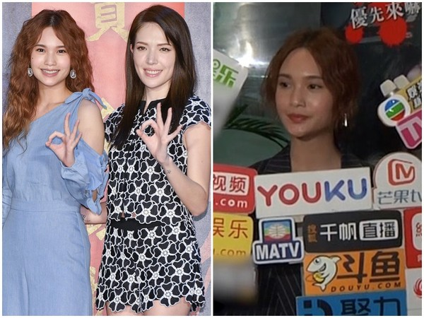 ▲▼楊丞琳在香港宣傳《紅衣小女孩2》。(圖/資料照/達志影像)