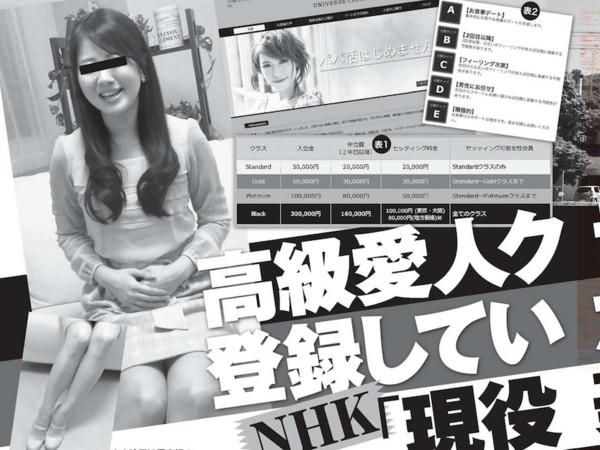 ▲櫻井美月號稱是「女主播」轉行拍AV,醜聞黑歷史引發外界好奇。(圖/翻攝自日網《DMM18》、《moneytalk》)