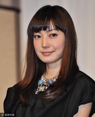 菅野美穗。(圖/CFP)