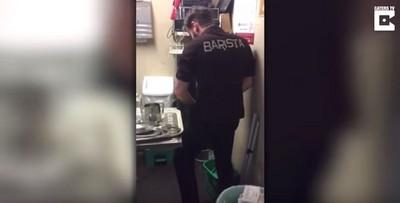 女經理廚房驚見員工「雙手尻動」…怒拿手機錄影…男一轉身悲劇了