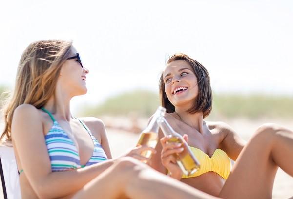 快樂,笑容,開心,女人,朋友,友情,閨密(圖/達志/示意圖)