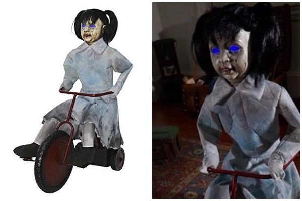 ▲▼鬼娃娃             。(圖/翻攝自eBay、spirithalloween)