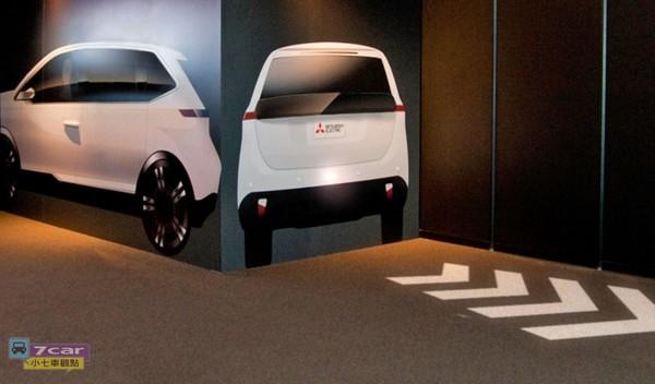 警示系統革命,三菱電機發展路面投影及車身顯示幕系統