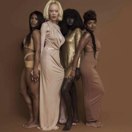 ▲▼非洲塞內加爾的21歲少女迪奧普成全球「黑色女神」(Khoudia Diop)。(圖/翻攝自Khoudia Diop Instagram)