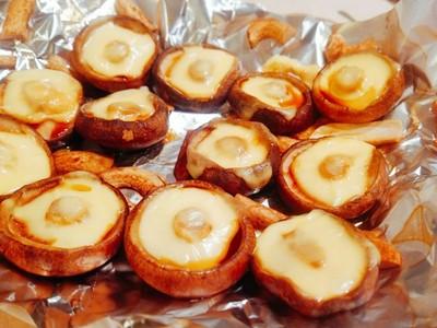 1分鐘「起司烤香菇」好吃到起飛 日網瘋傳:全人類都該知道!
