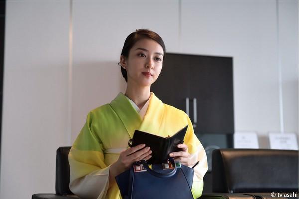▲▼23歲武井咲懷孕初期纏肚拍戲!(圖/緯來日本提供)