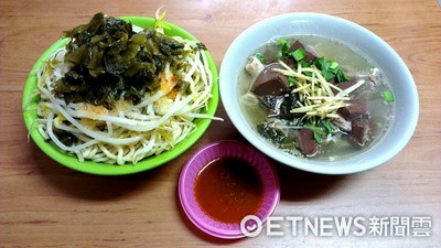 早上都吃炒麵+豬血湯!網:標準台中式早餐