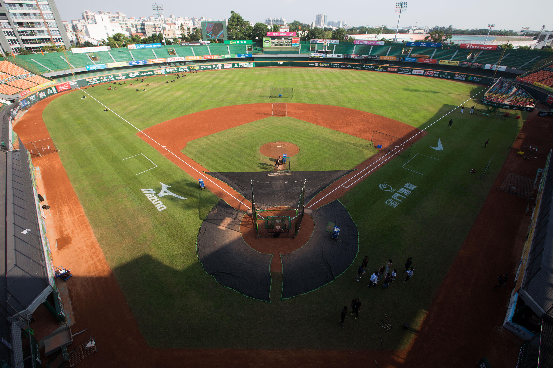 ▲▼台南棒球場,臺南市立棒球場,統一獅主場。(圖/記者季相儒攝)