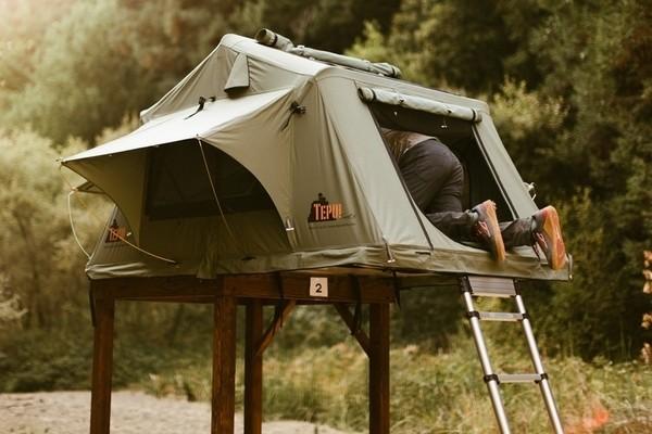 ▲高架帐篷Tepui SkyCamp。(图/翻摄Tepui SkyCamp官网)