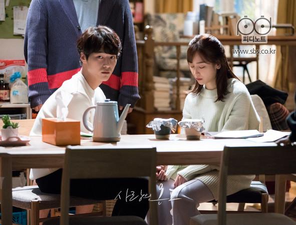 ▲南韓戲劇深得各國觀眾緣,近期最火紅的戲劇為《愛情的溫度》。(圖/翻攝自《愛情的溫度》官網)