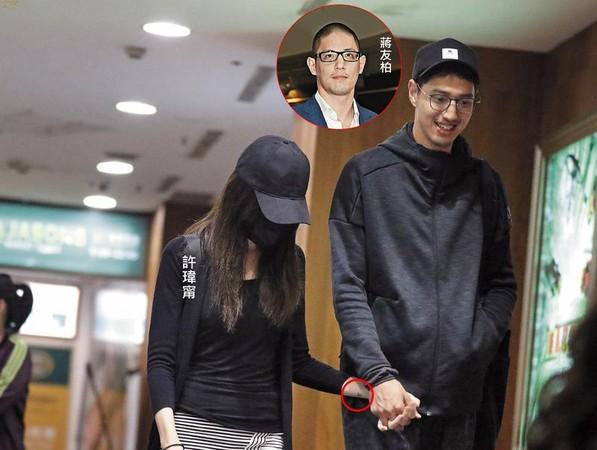 【刺青曝戀情】許瑋甯新歡大揭密 竟然是192公分的他