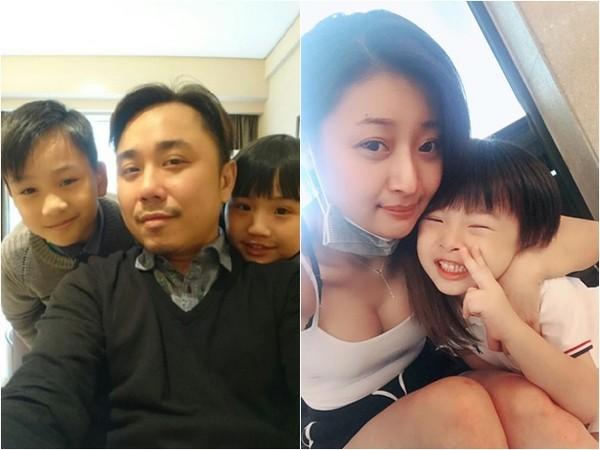 小彬彬認出捷運爆乳正妹是小君。(圖/翻攝自微博、臉書)