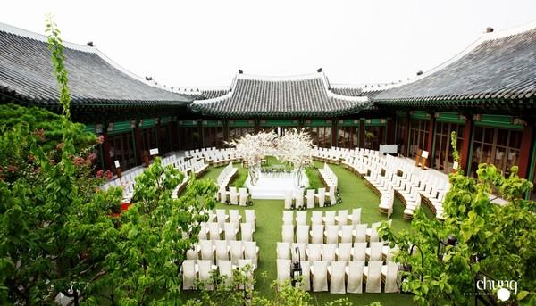 ▲雙宋婚禮場地。(圖/翻攝自網路)