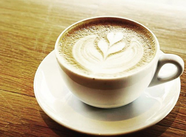 ▲▼咖啡。(圖/翻攝自Instagram/stevegunnas)