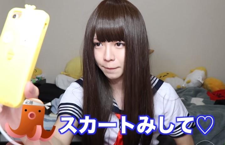 圖/翻攝YOUTUBE@よきき、twitter@yokiki__love521