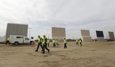 最高法院:川普可挪用25億美元建牆