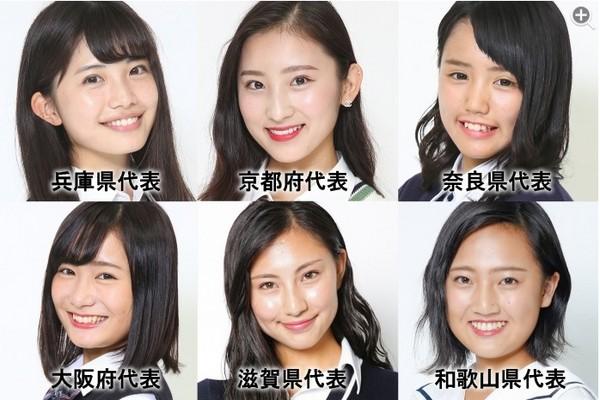 ▲▼日本「女高中生選美2017-2018」選拔賽候選人。(圖/翻攝自「mdpr.jp」)