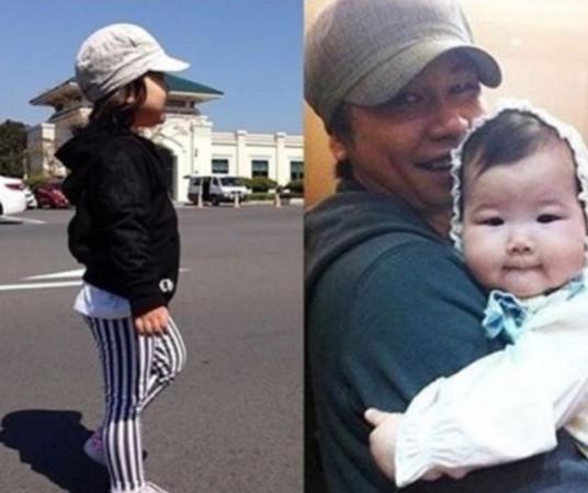 梁炫錫公開女兒照片。(圖/翻攝自梁炫錫ig)
