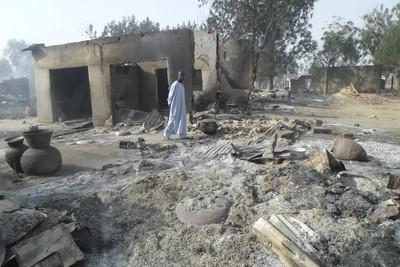 奈及利亞3女引爆炸彈 13死16傷