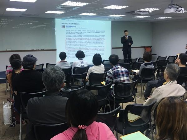 臺灣遠距藥事照護協會於10月22日舉辦「長照機構遠距藥事服務經驗交流研討會」(圖/耐特數位提供)