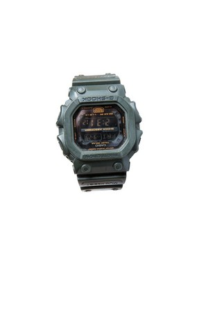 CASIO G-SHOCK手錶。約NT$4,000